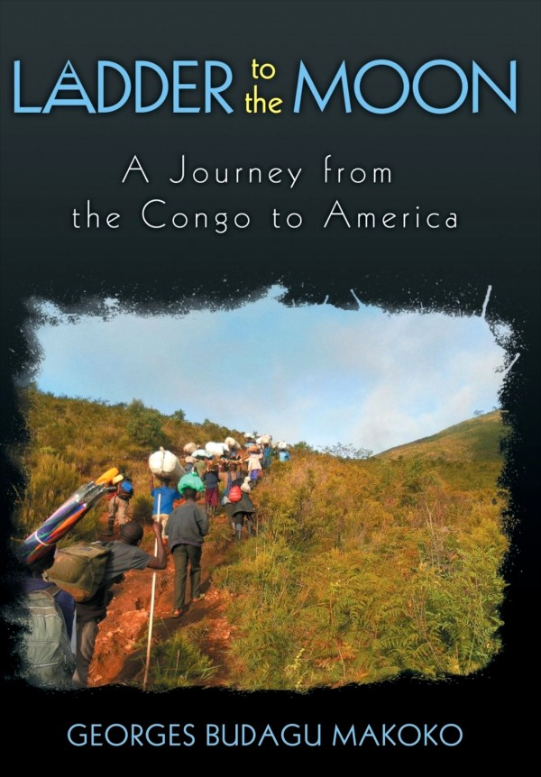 Georges Budagu Makoko, an award-winning property manager for the nonprofit Avesta Housing, details his life and escape from genocide in a new book, &quot€œLadder to the Moon: A Journey from the Congo to America.&quot