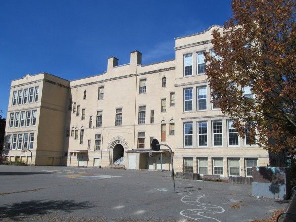 Portland's 1907 Nathan Clifford School was closed in 2011 after the construction of the city's new Ocean Avenue Elementary School nearby. Now, the city is hoping to sell the historic structure.