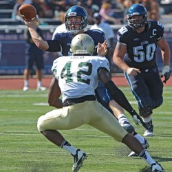 Saturday's conference play heightens intensity for University of Maine, Husson football teams