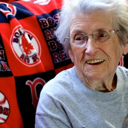 99-year-old fan hoping Red Sox win World Series in Boston