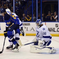 Former University of Maine goalie Ben Bishop excited about trade to Ottawa
