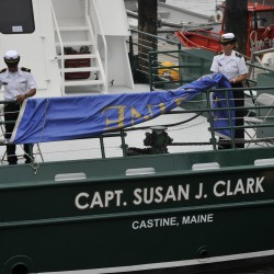 Portland's first female harbor pilot Captain Susan Clark dies