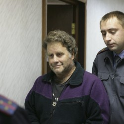Islesboro man, captain of Greenpeace vessel, among 30 held in Russia following protest