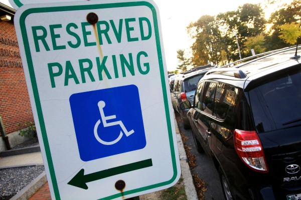 Portland parking officials hope the city will begin handing out $200 fines with people who tamper with or alter their handicap parking passes.