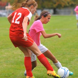 Bucksport's Davis making successful transition from forward to goalkeeper