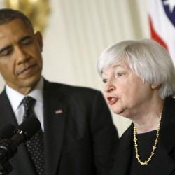 Obama to name Yellen as next Fed chair on Wednesday