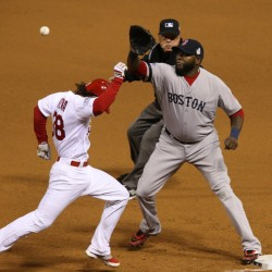 Renewal of Red Sox-Cards rivalry is a fitting championship climax