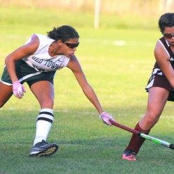 Foxcroft Academy field hockey coach relishing first state title