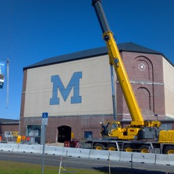 UMaine's New Balance Field House expected to open Saturday with PVC-EMITL meet