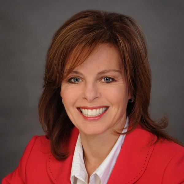 Rep. Amy Volk, R-Scarborough.