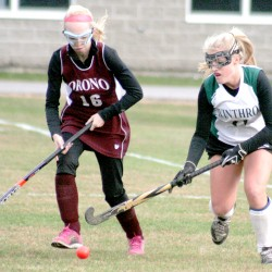 Patient Winthrop scores two in second half, beats Stearns in 'C' field hockey semi