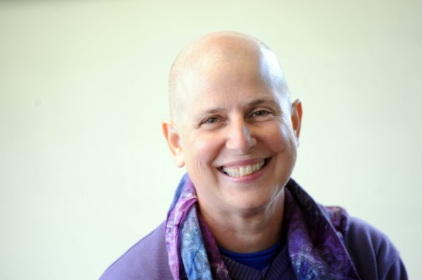 Gert Nesin, an eighth grade teacher at Leonard Middle School in Old Town, was diagnosed with breast cancer in the summer of 2013.  Even with ongoing chemotherapy treatments, she continues to teach with the help of a long term substitute who is with her daily and takes over class for her during her absences.