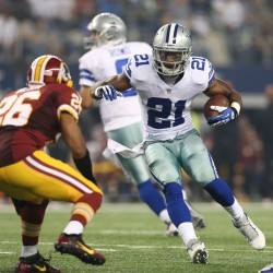 Griffin shines, Redskins hold off Cowboys