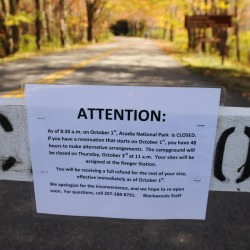 Federal government shutdown would imperil key Acadia tourism season, flu shots and fuel aid