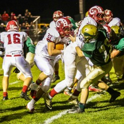 Lanham, defense spark Bangor to semifinal matchup with Cheverus