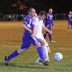 Hampden hopes to feed off home-turf advantage during Eastern Maine Class A boys soccer playoffs