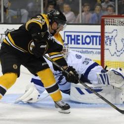 Varlamov stops 30 shots, Avalanche beat Bruins 1-0
