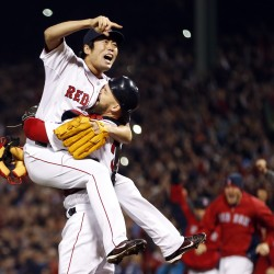 Red Sox fans in Maine hoping World Series ends Wednesday night