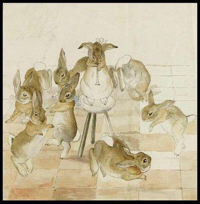 Calling All Bunny Revelers!