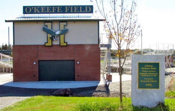 Husson University recently completed several upgrades at its O'Keefe Softball Field on the Bangor campus.