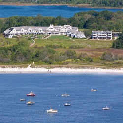 Inn by the Sea is located on Crescent Beach in Cape Elizabeth Maine