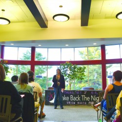 UMaine event to focus on violence awareness