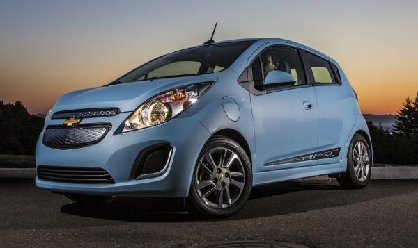 The Chevrolet Spark demonstrates that the electric car market is getting better and better.