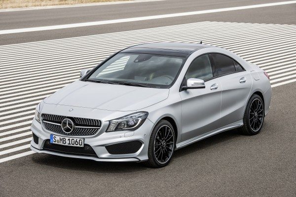 The 2014 Mercedes-Benz CLA 250 suggests that Mercedes-Benz is taking a page from other car dealers and offering premium cars at sub-premium prices.