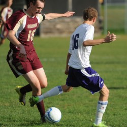 Ellsworth boys soccer beats Caribou 5-1
