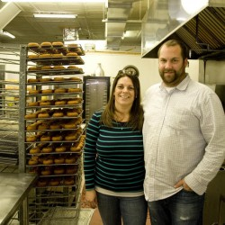 Making doughnuts, adding jobs; Brunswick couple grows local bake shop into Maine brand