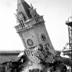 Union Station Demolition
