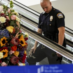 Suspected LAX gunman set out to kill multiple TSA officers