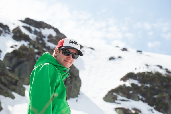 Portland attorney Ben Leoni is an avid backcountry skier and is starring in the 2013 web series &quotWorking for the Weekend,&quot produced by Meathead Films and Ski and East. The first webisode will air in early December.