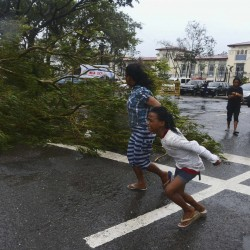 Mexico women born in Philippines fear for typhoon victims