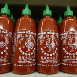 California town sues Sriracha hot sauce maker over chili odors