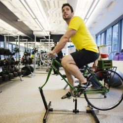 Fittest U.S. cities take exercise publicly and personally