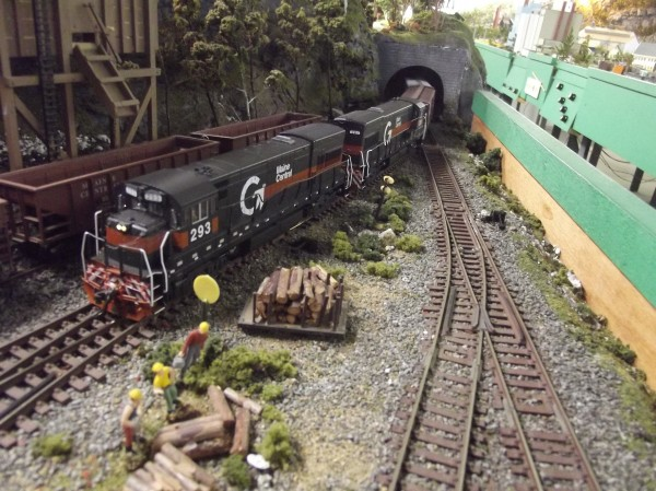 The Maine Central Model Railroad has attracted visitors from all 50 states and others from around the world.
