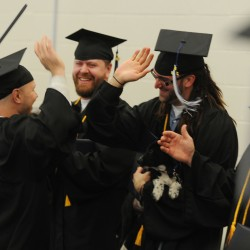 Three Maine State Prison inmates earn bachelor's degrees
