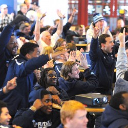 After winning conference title, 4th ranked UM football team sets sights on UNH, then playoffs