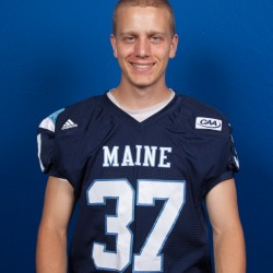 Freshman Sean Decloux provides instant boost to University of Maine kicking corps