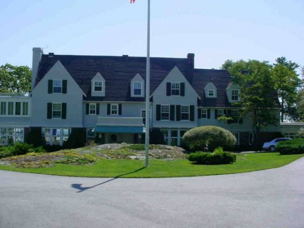 The Fox Hill property in Camden is being eyed as a treatment center by a Massachusetts hospital.