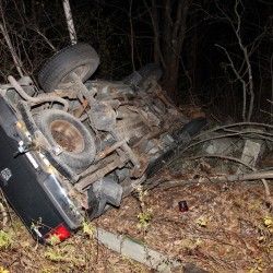 Thomaston man injured in head-on crash in Rockland