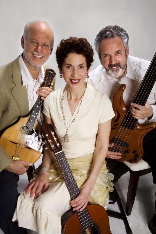 Robyn Helzner Trio
