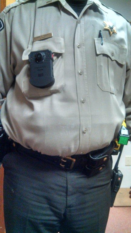 Starting in December, deputies at the Lincoln County Sheriff's Office will wear a camera on their vests that record both video and audio of interactions with the public.