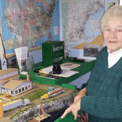 Orland club encourages love of model trains