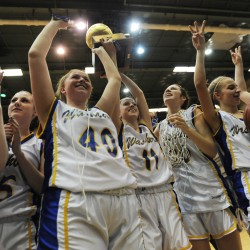 Alley sisters give Stearns girls basketball team enhanced outlook