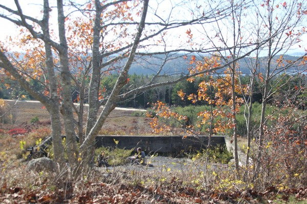 A ten acre lot, with a spectacular view is for sale in Sedgwick. The nonprofit, Caterpillar Hill Initiative, is hoping to raise enough money to buy the property, protect it from commercial development and build an amphitheater at this spot for concerts and presentations.
