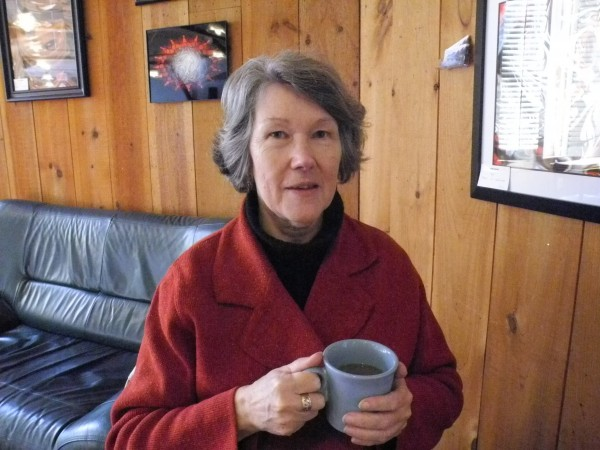 Mary Orear has been fundraising this fall in an effort to purchase a $100,000 mobile forensic lab for the Maine State Police Computer Crimes Unit.