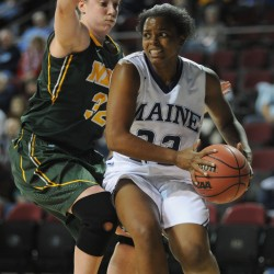 Maine women's basketball team suffers third straight loss