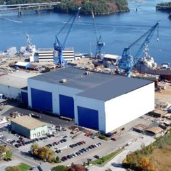 Bath residents debate pros and cons of proposed tax deal for new shipyard project